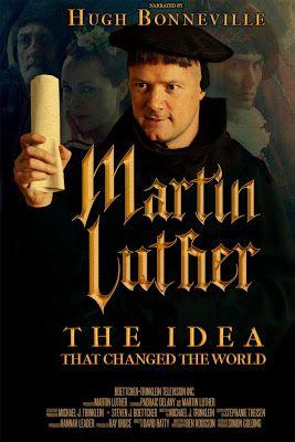 Martinho Lutero A Ideia Que Mudou O Mundo Luther Filmes E