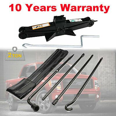 Advertisement Ebay Spare Tire Tool And Scissor Jack 2 Tonne For
