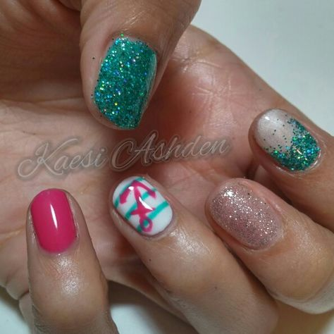 Nails by Kaesi #nails #nailsbykaesi #idaho #nailart #gelnails