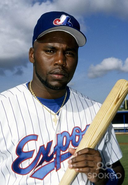 Cliff Floyd Expos Baseball Expos Montreal Major League Baseball Teams