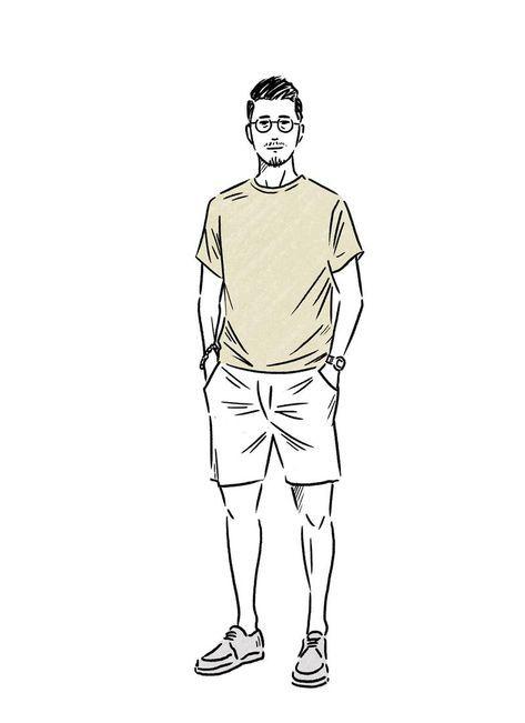 体型別 痩せ・低身長・ぽっちゃり】失敗しない大人のTシャツ選び