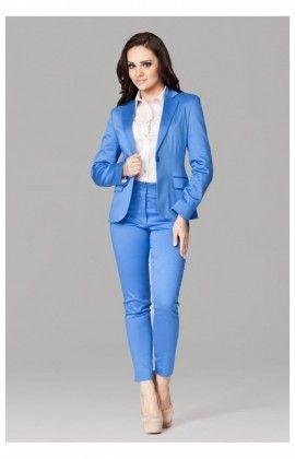 Filles Femme Costumes Veste Power épaule smoking lady Outdoor Vestes Blazers 2020