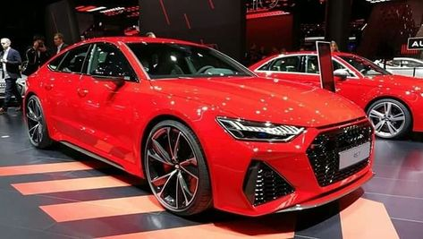 #NEW #AUDI #RS7 #IAA #2019 #IS #CRIMINAL #CAR #THE #BEST 😍😍🔝🔝!!!!!!