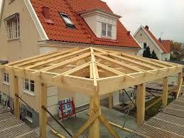 bygga tak till altan