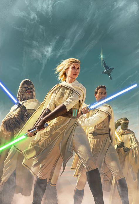 Light of the Jedi, Joseph Meehan