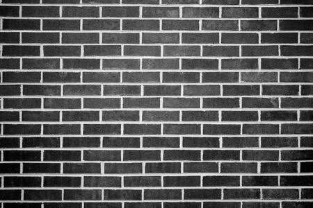 Pattern Of Beautiful Black And White Brick Wall White Brick Walls White Brick Brick Wall