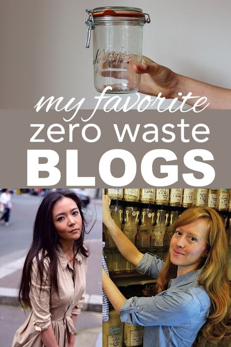 #zerowaste tips: My Favorite Zero Waste Blogs: The best thing about blogging has been meeting so many cool, like minded… #trashfreefuture
