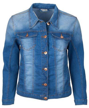 neue Kollektion neueste Kollektion Offizielle Website 15,99 PLUS SIZE KIK 15,99 Jeansjacke - Brusttaschen ...