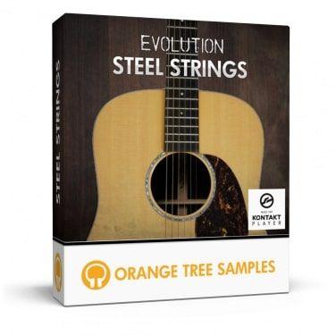 Orange Tree Samples Evolution Steel Strings V1 1 68 Kontakt In 2020 Met Afbeeldingen