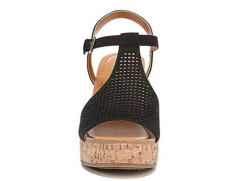 4749057863 Franco Sarto Clinton 2 Wedge Sandal Women s Shoes