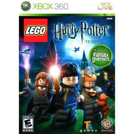 Lego Harry Potter Years 1 4 Warner Bros Xbox 360 Physical Walmart Com Libros En Linea Humor Lineas