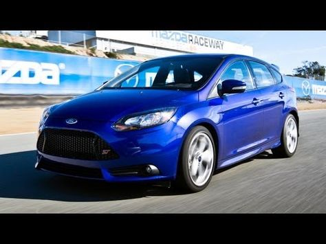 2013 Ford Focus St Hot Lap 2013 Best Driver S Car Contender