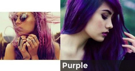 What Crazy Colored Hair Suits You Hair Color Quiz Hair Color Crazy Hair Color