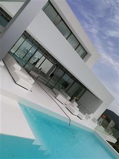 Villa Privada En Ibiza Villa Sector De La Construcción Construccion