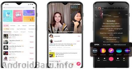 8 Aplikasi Karaoke Hp Android Selain Smule Terbaru Karaoke Karaoke Party Penyanyi