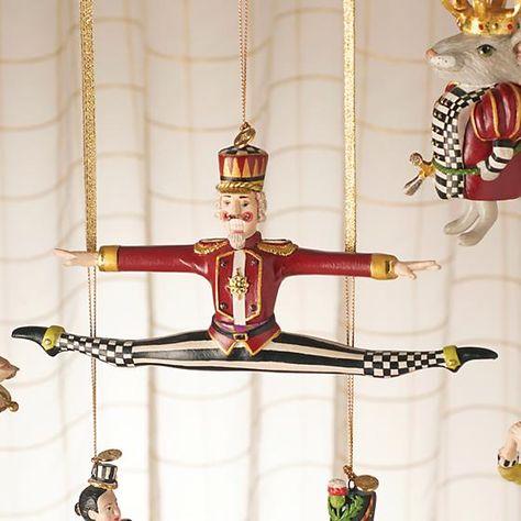 The Nutcracker Ornament - Nutcracker