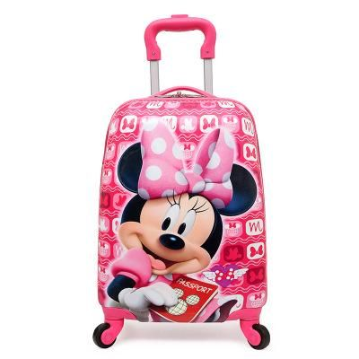 Minnie Good Mood Rolling Suitcase