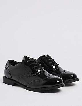 Kids\u0027 Brogue School Shoes (13 Small , 7 Large)