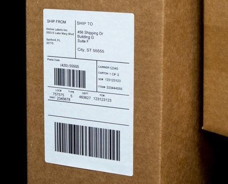 Shipping Labels Custom Labels Custom Printed Labels Labels