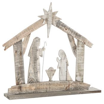 Nativity Silhouette Wood Decor Nativity Silhouette Nativity Set Nativity Scene Diy