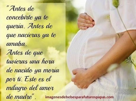 Pensamientos O Cortas Frases Para Futuros Padres Primerizos Paperblog Madre Embarazada Frases Para Embarazadas Frases Para Madres
