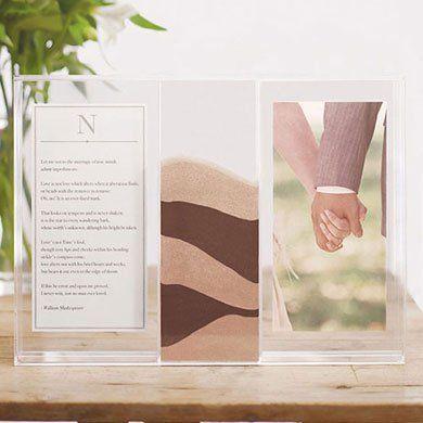 Sandzeremonie Hochzeit Rahmen Acryl 3d Bilderrahmen Mit Bildern