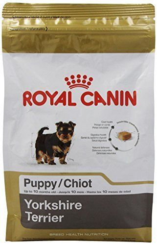 Royal Canin Yorkshire Puppy Dry Dog Food 2 5 Pounds Dog Food Recipes Royal Canin Dog Food Yorkshire Puppies