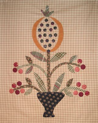 Jan Patek Quilts: April 2012