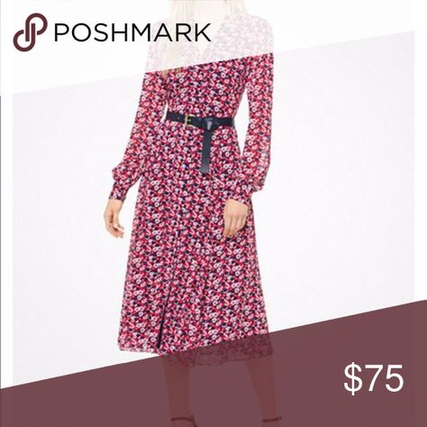 9d8f37cd44c Boden Coralie Jersey Dress Bright and cheerful Coralie Jersey dress from  Boden. Color is vivid pink sunray. In beautiful, like new con…