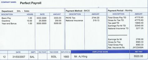 Have You Lost Your Payslips Or P60 Documents Let Us Replace Them