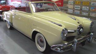 1950 Studebaker Champion Convertible Classic Studebaker Cars