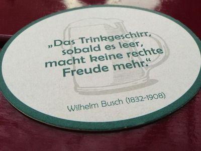 Spruch Von Wilhelm Busch Wilhelm Busch Sprüche