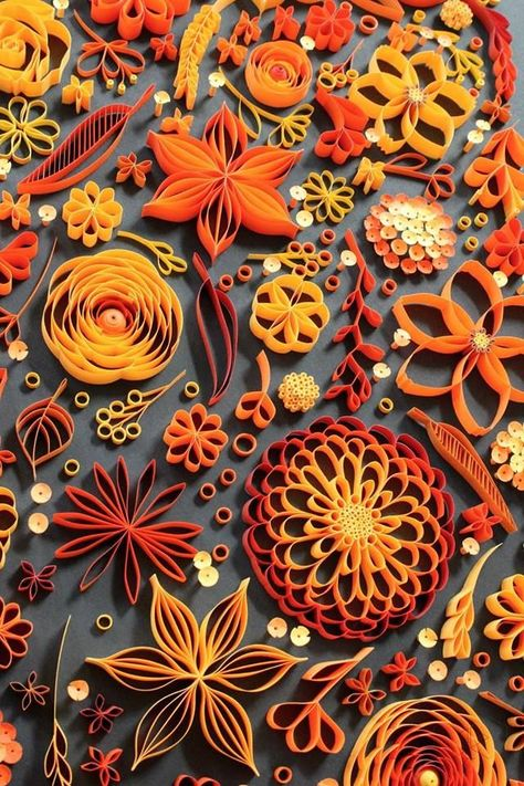 The art of quilling - #Art #Quilling