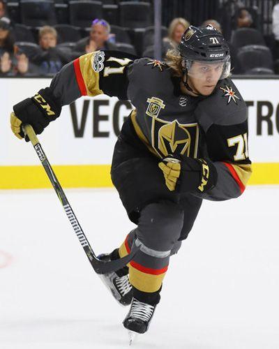 William Karlsson Vegas Golden Knights Las Vegas Knights Golden Knights Hockey