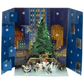 Christmas In New York Pop Up Advent Calendar Advent Calendars