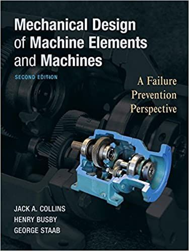 Mechanical Design Of Machine Elements And Machines A Failure Prevention Perspective Mechanical Design Design Of Machine Elements Mechanical Engineering Design
