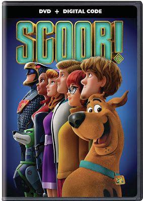 Dvd Blu Ray Scoob 2020 Warner Bros Movies Scooby Scooby Doo