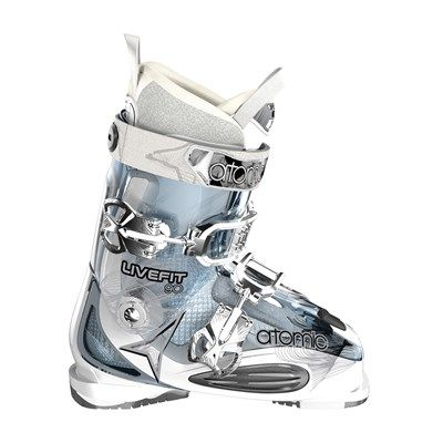 Atomic Live Fit 90 Ski Boots Women S 2014 From Evo Com Womens Boots Converse Chuck Taylor High Top Sneaker Ski Boots