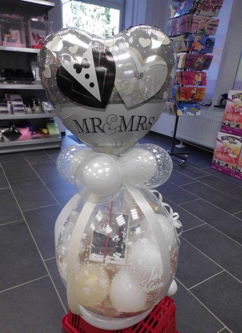List Of Pinterest Geldgeschenk Luftballon Hochzeit Pictures