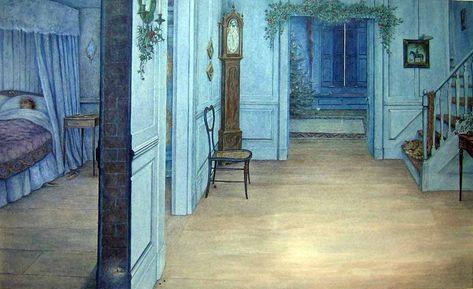 çizgili Masallar: The Night Before Christmas by  Angela Barrett