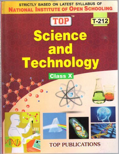 Nios Books Class 10 Science 212 English Medium Previous Year Question Paper Question Paper Books