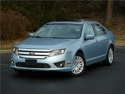 Details About 2010 Ford Fusion Hybrid 1own Low 74k Miles Navi Cam