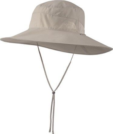 905426e9300 The North Face Women s Horizon Brimmer Hat Granite Bluff Tan Heather ...