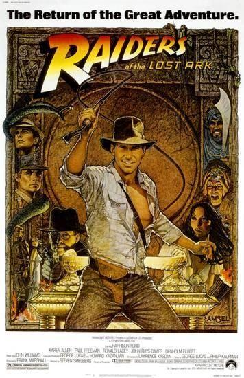 Raiders Of The Lost Ark Masterprint Allposters Com In 2021 Movie Posters Vintage Indiana Jones Movie Art