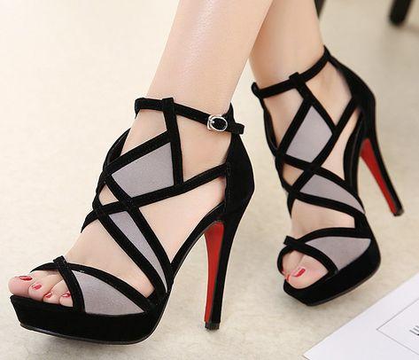 Heel High Shoes