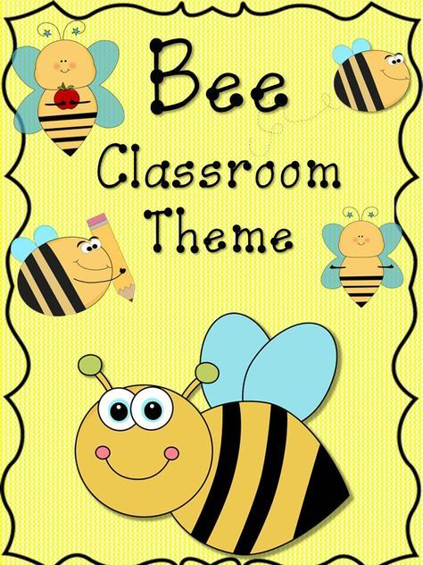 Meet the Teacher Bee Attitude theme and classroom set up - fresh experience certificate format bee