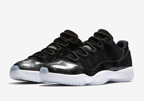 "0c7a05d3d3d6  sneakers  news Jordan Goes Back To Baseball With The Air Jordan 11 Low  ""Barons"""