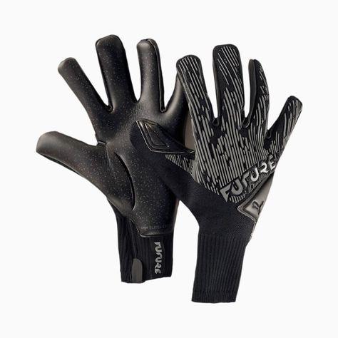 PUMA Future Grip 5.1 Hybrid Goalkeeper Gloves in Asphalt ...