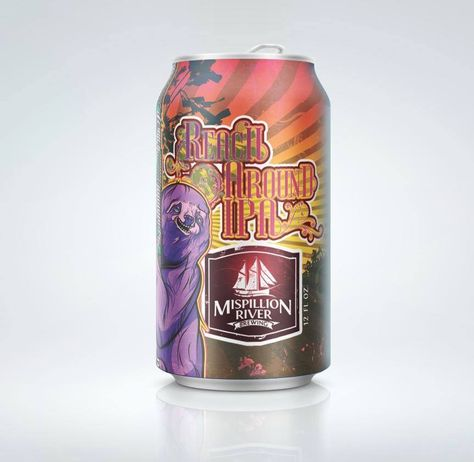 Mispillion River Brewing will soon launch cans of its Reach Around.
