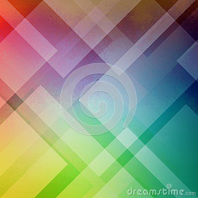 Beautiful Abstract Blue Green Red Pink And Purple Background